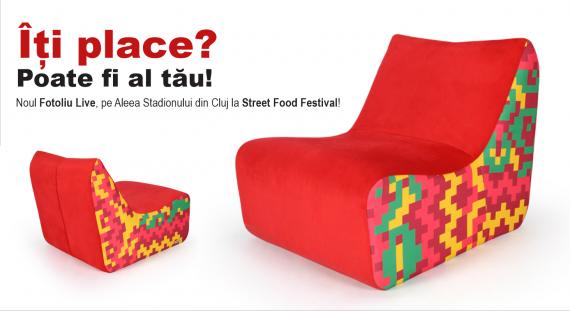 Concurs FotoliuLive - Street Food Festival Cluj  2016