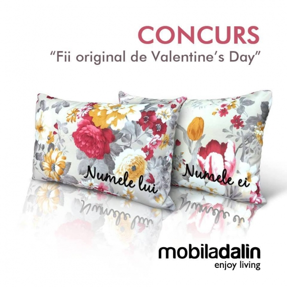Fii original de Valentines Day!