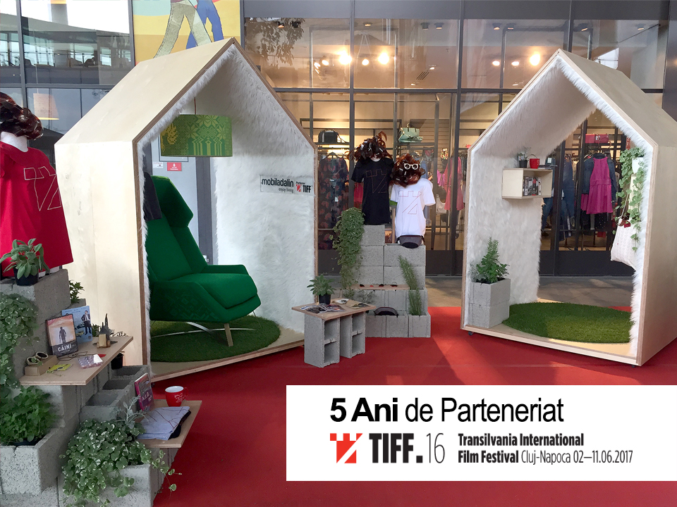 De 5 ani împreună la TIFF - 2017