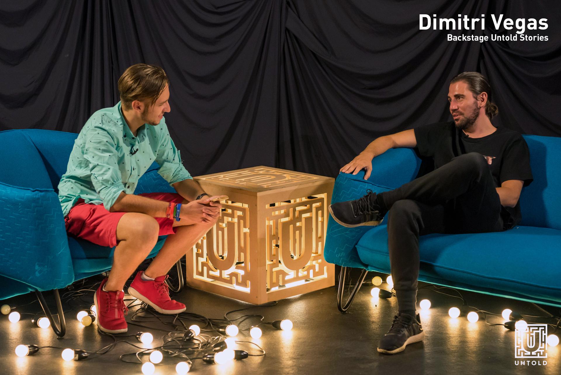 Dimitri Vegas Untold 2017