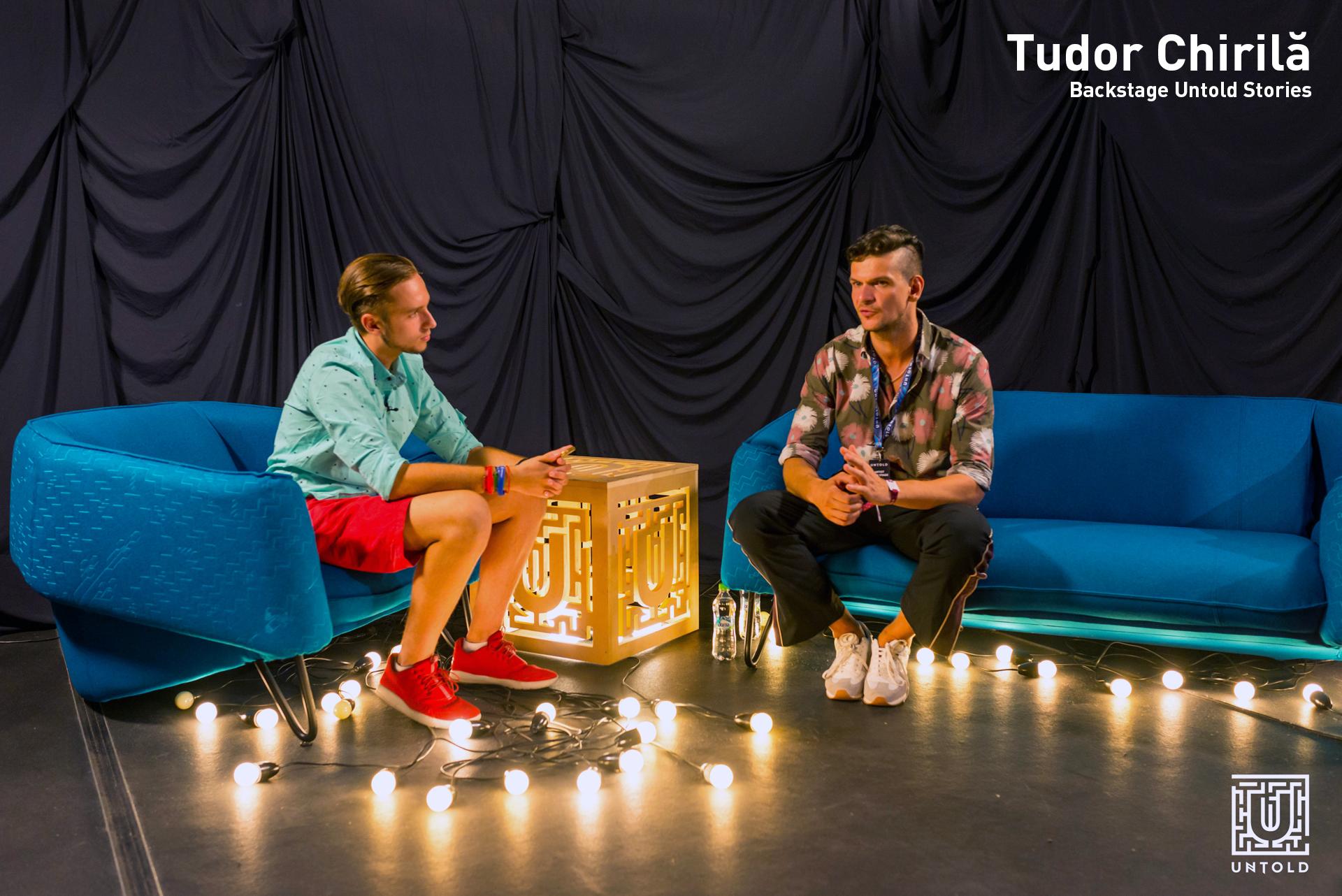 Tudor Chirila Untold 2017
