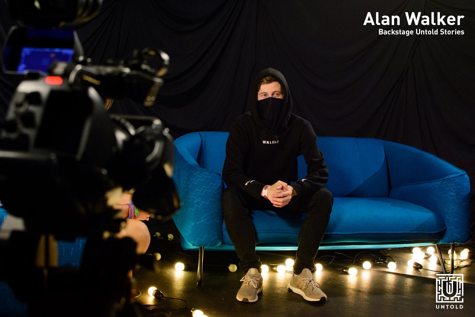 Alan Walker Untold 2017