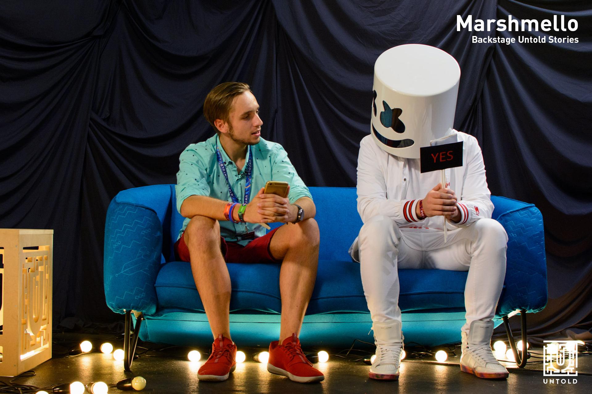 Marshmello Untold 2017