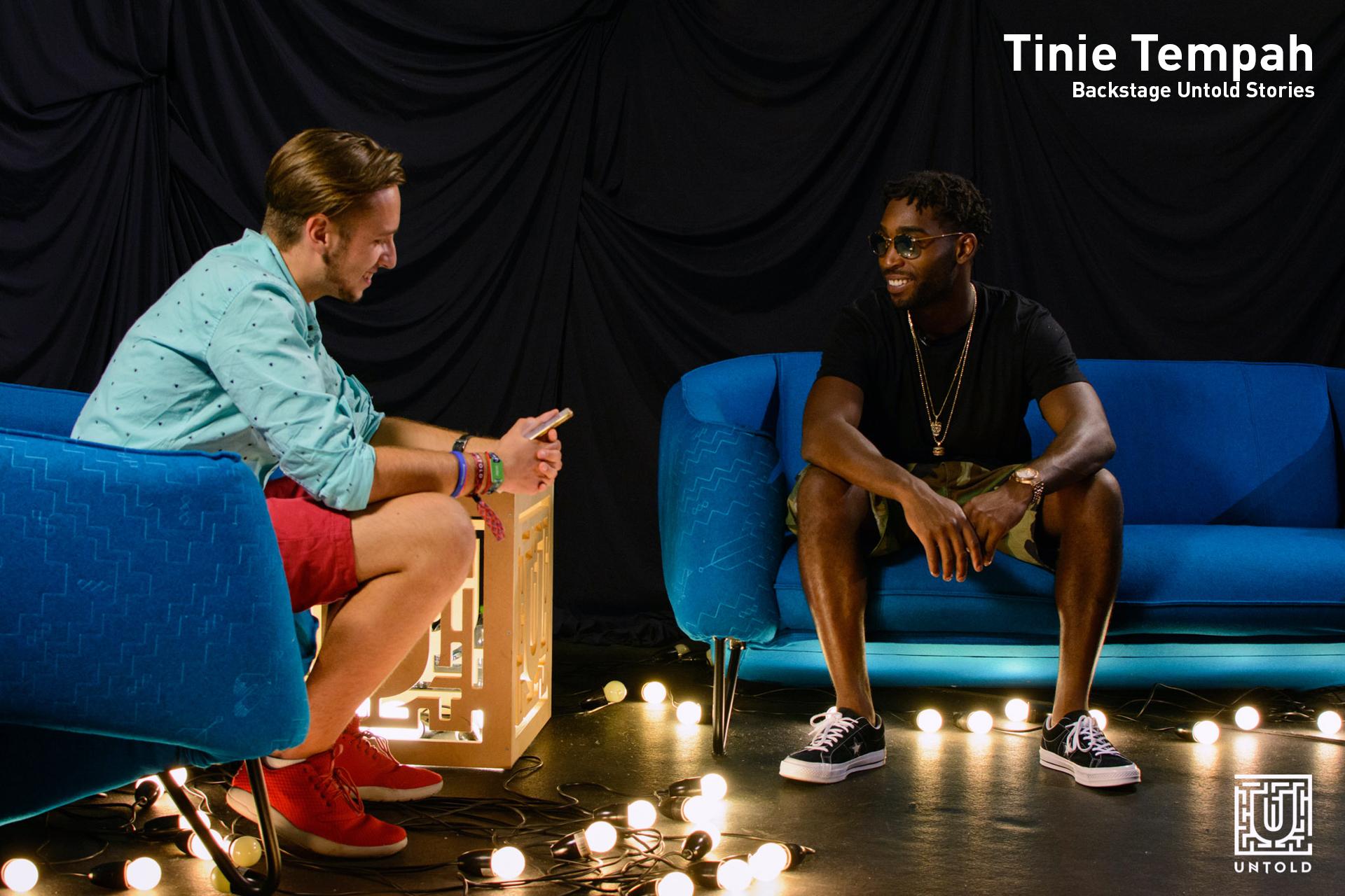 Tinie Tempah Untold 2017