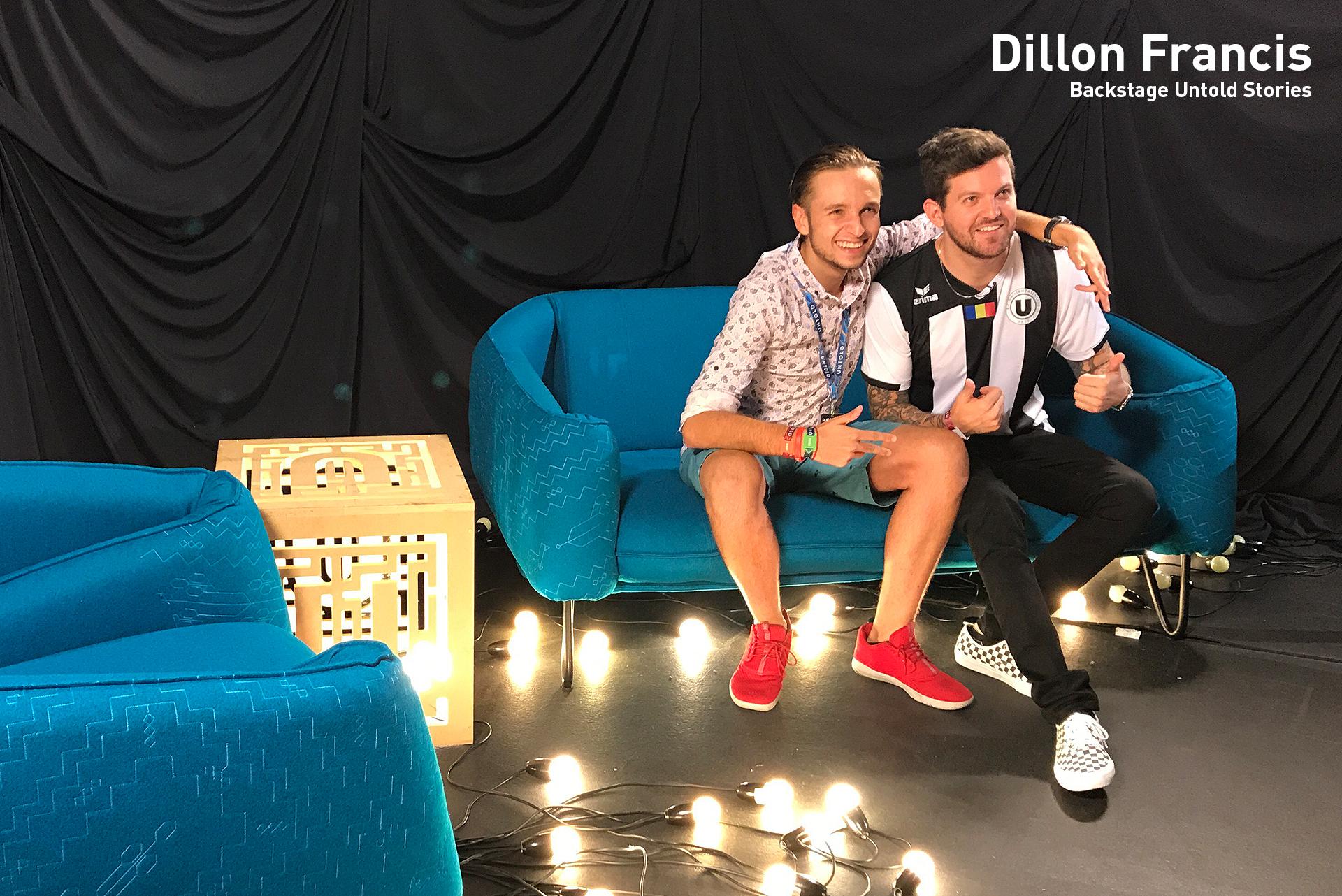 Dillon Francis Untold 2017
