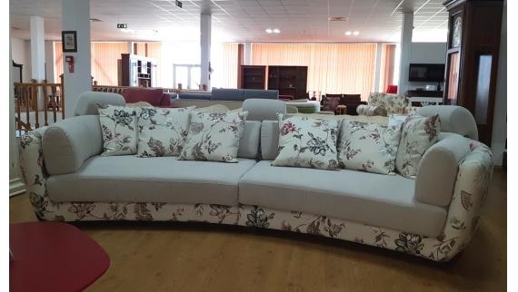 Canapea Havana 5 locuri cu sezlong S+D