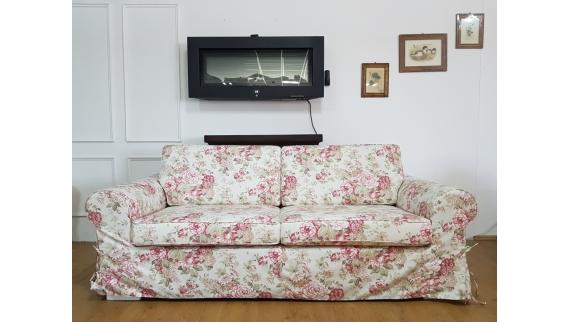 Canapea Sydney 3 locuri fixa