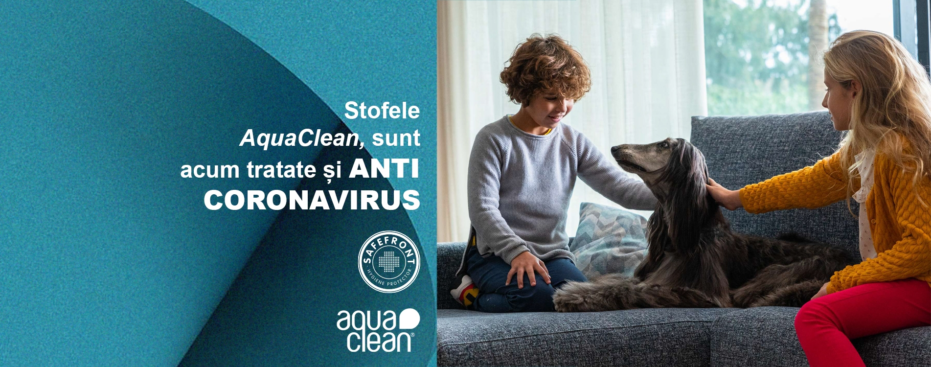 Stofe AquaClean anti-coronavirus